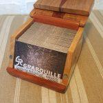Grabouille - Boite cartes de visite